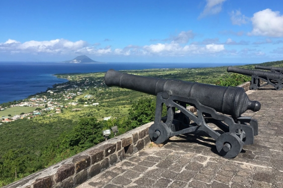 Best of St.kitts Half Island Tour and Beach